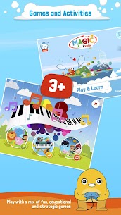Magic Kinder Official App – Free Family Games 3