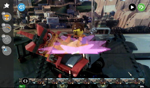THE LEGO® MOVIE 2™ Movie Maker Screenshot