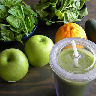 The Best Green Juice.