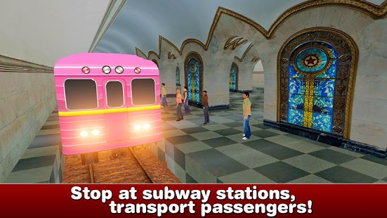 Moscow-Subway-Train-Simulator 1