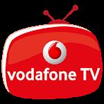 Vodafone Mobile TV Live TV Icon
