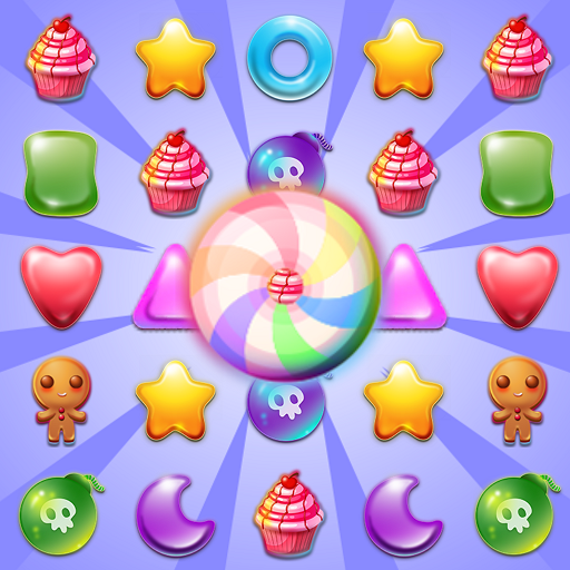 Sweet Candy: Best Match 3 Game 2018 Android APK Download Free By Minr Studio