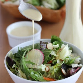 Crazy Good Creamy Salad Dressing.
