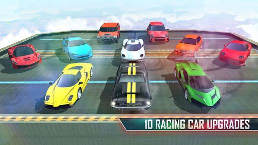 GT Car Stunts - Impossible Driving 2018 screenshot 14