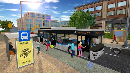 Bus Game Free - Top Simulator Games 1.2.0 screenshots 8