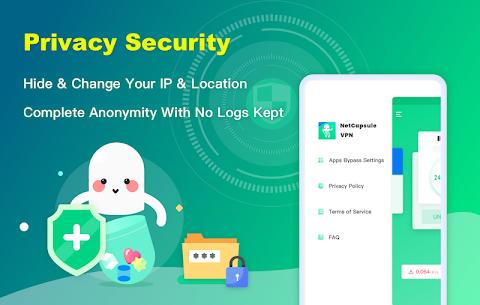 NetCapsule VPN | Free VPN Proxy, Fast VPN, Unblock 5