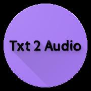 Text to Speech Audio
