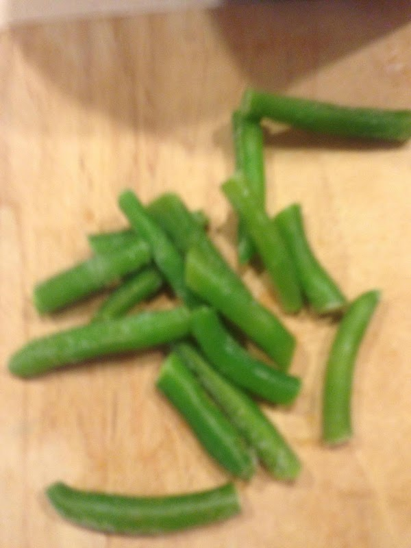Add green beans and cook 3-4 minutes more until pasta is al dente and...