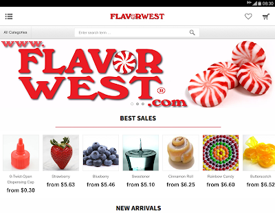 Flavor West- screenshot thumbnail