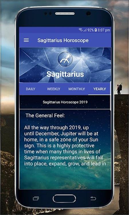 Sagittarius ♐ Daily Horoscope 2019 – (Android Apps) — AppAgg