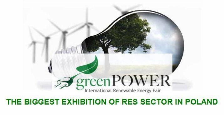 Ontdek Greenpower - jaarlijkse vakbeurs voor hernieuwbare energie