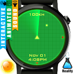 Dragon Radar - Watch Face Icon