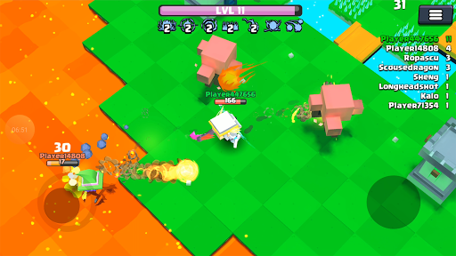 Warlock.io : Action Arena Io Game 0.13 screenshots 6
