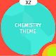 XZ Theme Chemistry Cyan