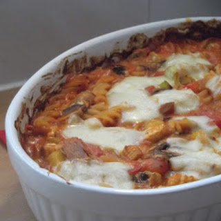 Tuna Pasta Bake With Vegetables Recipes
