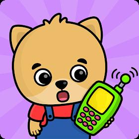 Телефон для малышей