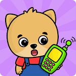 Baby phone - games for kids 1.40