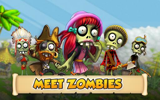 Zombie Castaways 4.14 screenshots 21