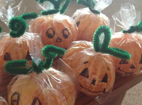 Cute Pumpkins Recipe