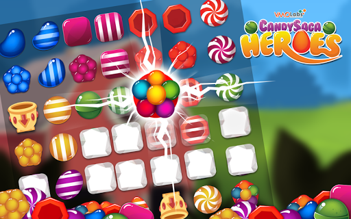 Candy Saga Heroes