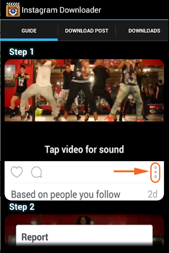 Download Video From Instagram