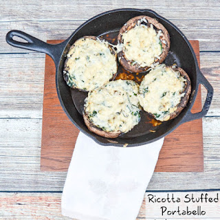 Ricotta Stuffed Mushrooms Recipes