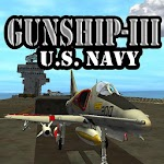 Gunship III - U.S. NAVY Icon