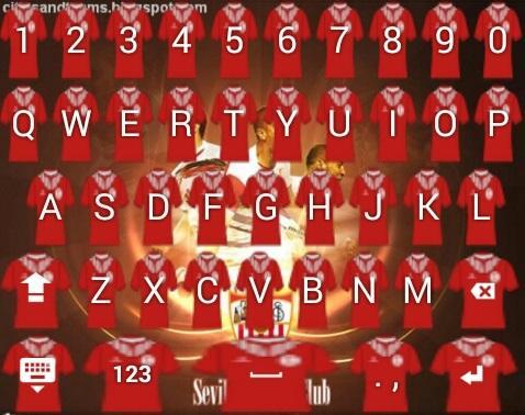 Icon Sevilla Keyboard