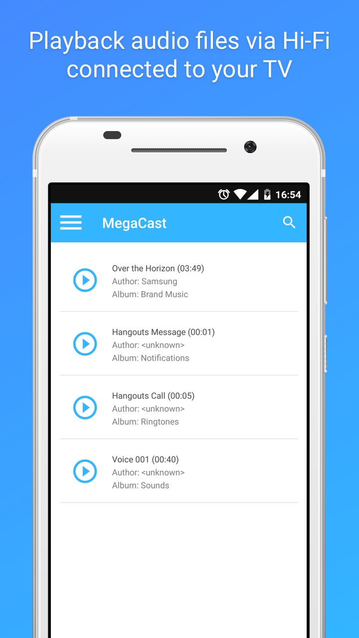 MegaCast - Chromecast Pro Screenshot 5