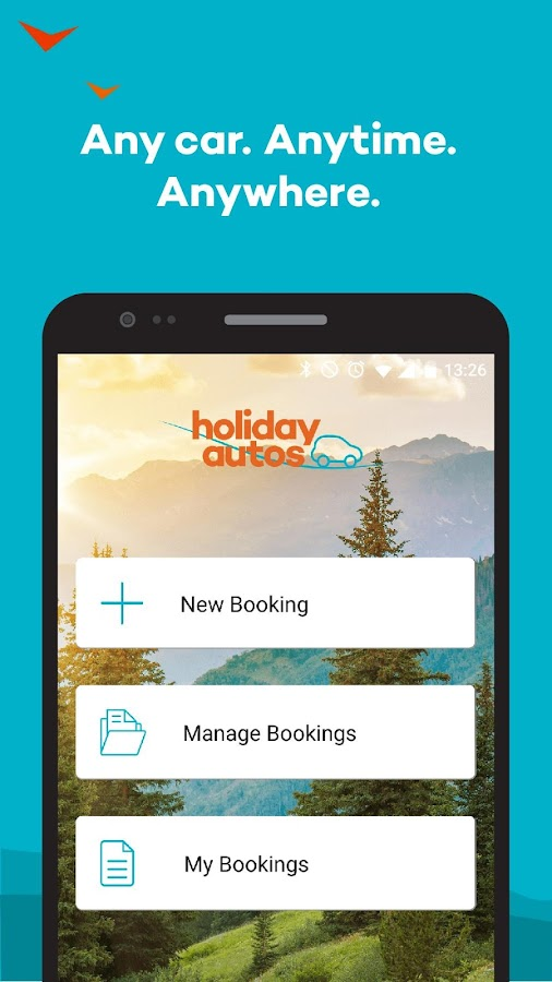 Holiday Autos – Car Hire App- screenshot