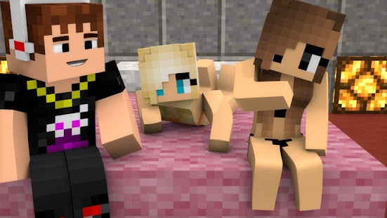 Naked Minecraft Girls