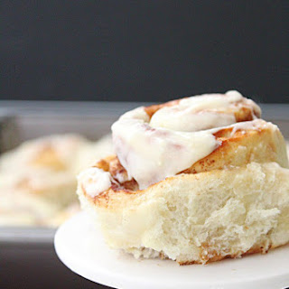Bread Dough Cinnamon Rolls Recipes.