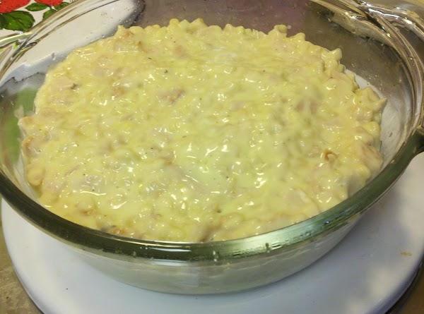 Campbell's Cornbread Chicken Pot Pie Recipe