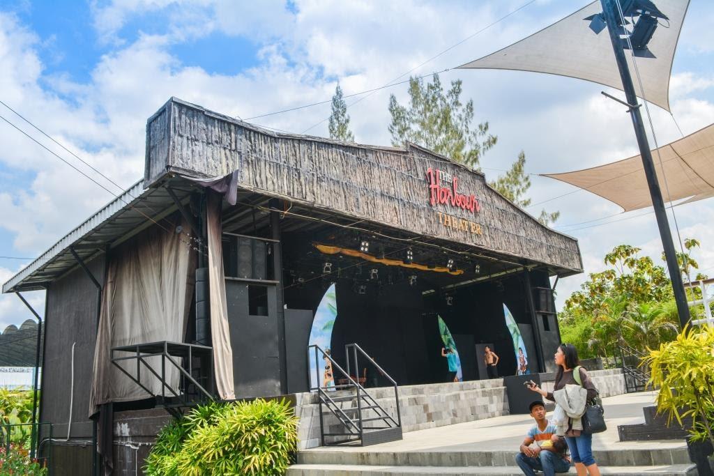 Teathernya Jogja Bay Waterpark