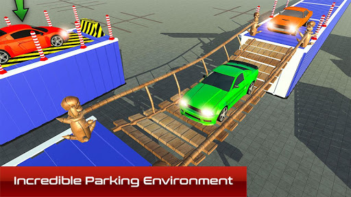 Modern Car : Drive Parking 3d  screenshots 4