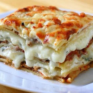 Just the World's Best Lasagna!