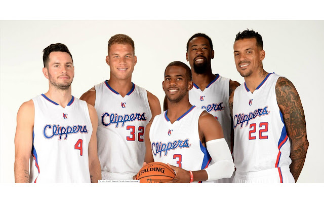 Los Angeles Clippers Tab
