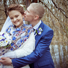 Wedding photographer Kristina Skobeleva (skobelevakristin). Photo of 22.11.2016