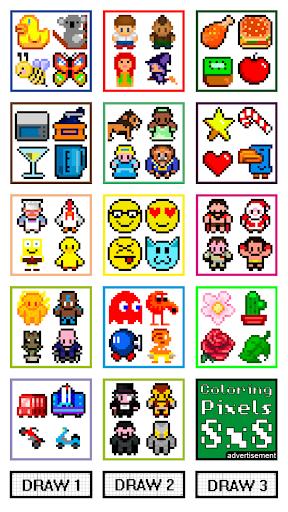 Download Coloring Pixels 16x16 MOD APK 1