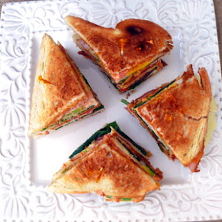 Foolproof Club Sandwich with Chipotle Aioli