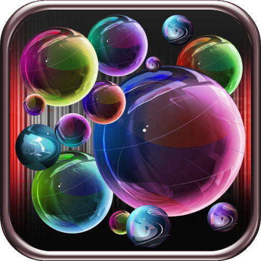Magic Bubbles Live Wallpaper