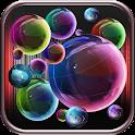 Magic Bubbles Live Wallpaper icon
