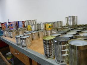 Photo: Recycling art, fast 85% wird wiederverwendetes Material sein und das bei einer Skulptur von ca. 5m Höhe