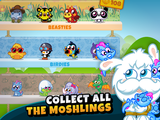 玩免費冒險APP|下載Moshi Monsters Egg Hunt app不用錢|硬是要APP