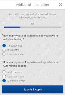 Naukri.com Job Search - screenshot thumbnail
