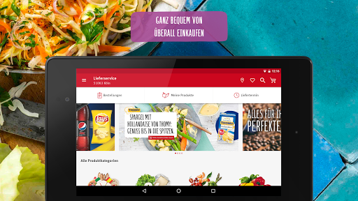 REWE - Online Shop & Märkte screenshot 15