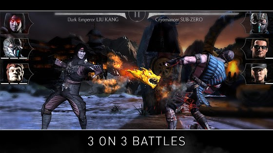 Mortal Kombat X 1.11.1 (Mega Mod) Apk + Data