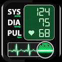 Blood Pressure Checker / Info Tracker icon