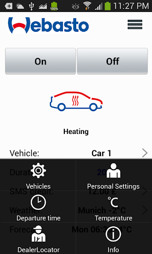 thermo call apk by carly connected car details. Black Bedroom Furniture Sets. Home Design Ideas