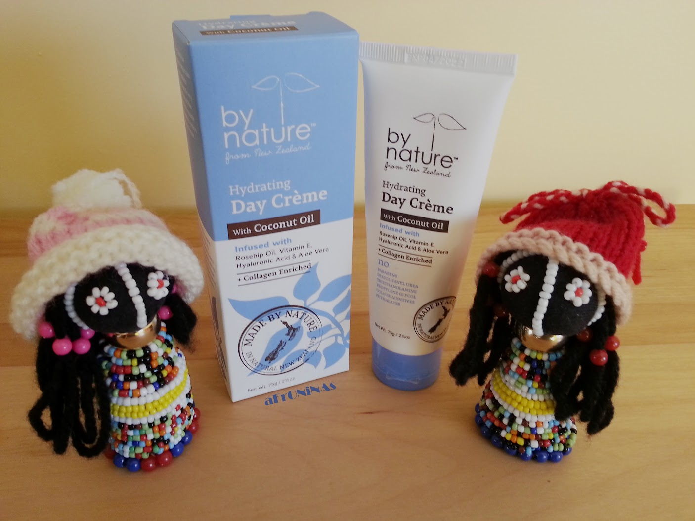 nuevos productos rutina facial, belleza facial, by nature from new zealand